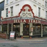 Foto de Bella Italia Brighton Market Street
