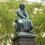 Beethoven (on edge of Stadtpark)