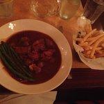 Beef bourgonion