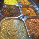 Buffet at Mint Leaves