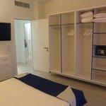 Schlafzimmer Juniorsuite 117
