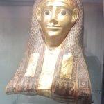 Maschera di mummia