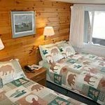 Adirondack themed rooms