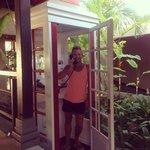Free phone calls home