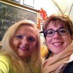 Mony & Annalisa nella Hall
