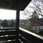 Blick ausm Balkon