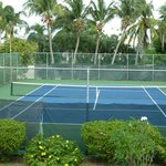 Club St Croix 1 of 3 Tennis courts - 2 courts are used for condo owners vehicles while out of to