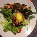 Salade et saint Marcelin