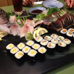 Assortment of Sushi, Beautiful and Delicious