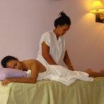 Un service de massage sur rendez-vous