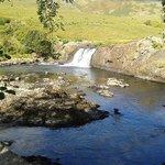 Aasleigh Falls in Leeanunn.