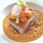 Filet de Fera... Exquisite!!! Bravo Chef!!! Delicious