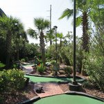 Molten Mountain Indoor Miniature Golf