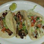 kathy's trio of Tacos