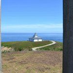 Vista del Faro desde la Pergola