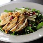 Spinach & Chicken salad