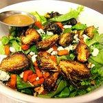 fall maple salad