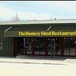 The Donkey Shed Resturant Ashbourne