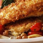 Parmesan Walleye