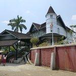 La maison familiale où a vécu Aung San Suu Kyi