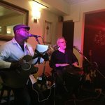 Acoustic Groove with Mike and Tony