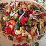 L'insalata Cafona