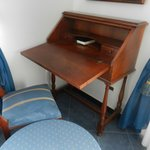 Useful bureau and co-ordinated furniture
