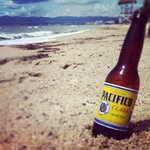 Cold Beer on the beach