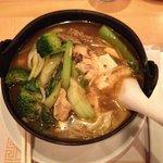 Hot pot shabu shabu
