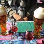 Cerveja e licor