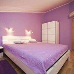 Big Blue bedroom