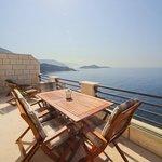 Big Blue terrace