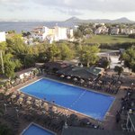 Great pool and sea view from 8th Floor