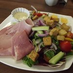Ham Salad that deserved 5 stars