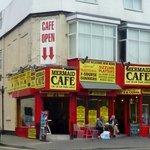 Mermaid Cafe, Blackpool