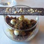 Dessert Poire Chocolat