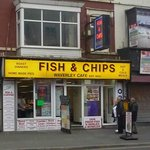 Waverley Cafe, Blackpool