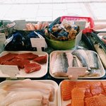 Photo de Eddie's Seafood Market