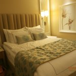 The lovely new look rooms