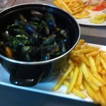 scrummy Moules
