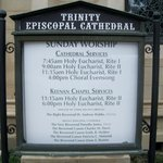 Trinity Episcopal Cathedral, Columbia, SC September 2014