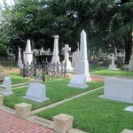 Graveyard, Trinity Episcopal Cathedral, Columbia, SC September 2014
