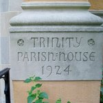 Parish House, Trinity Episcopal Cathedral, Columbia, SC September 2014