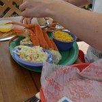 Crabby's crab!