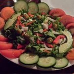 beautiful salad