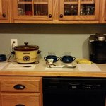 my husband's oatmeal in crockpot - we have to do this too