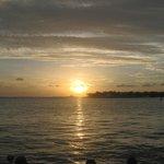 Pôr do Sol espetacular em Key West