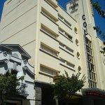 FOTO DA FRENTE DO HOTEL