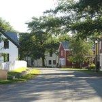 Sherbrooke Village Street