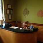 billing desk